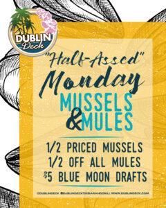 Half-Assed Monday