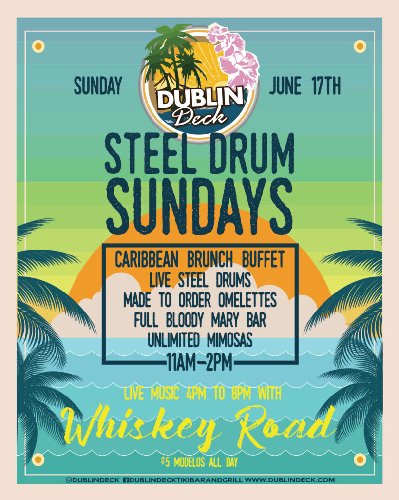 Steel Drum Sundays