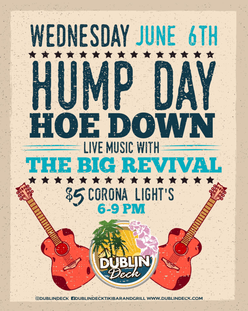 Wednesday Hump Day Hoedown