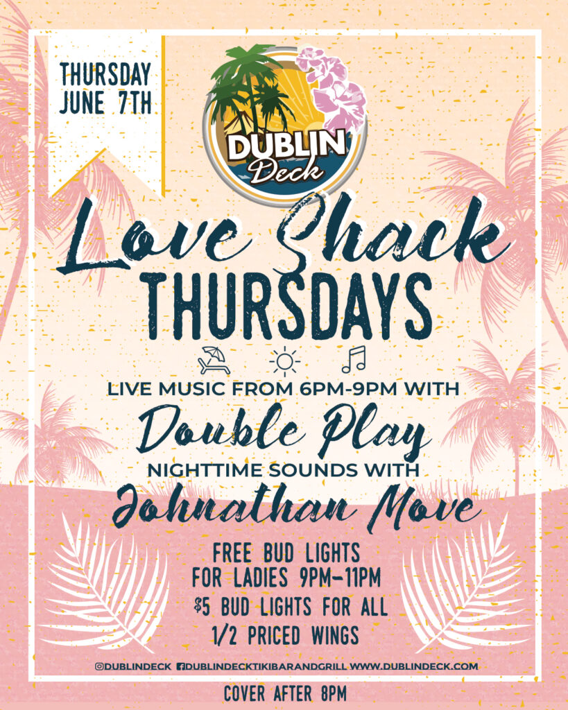 Love Shack Thursday