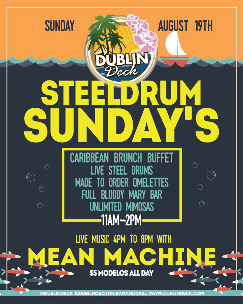 Steeldrum Sunday's