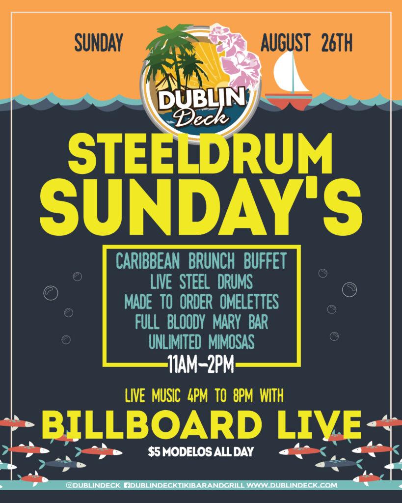 Steel Drum Sunday's
