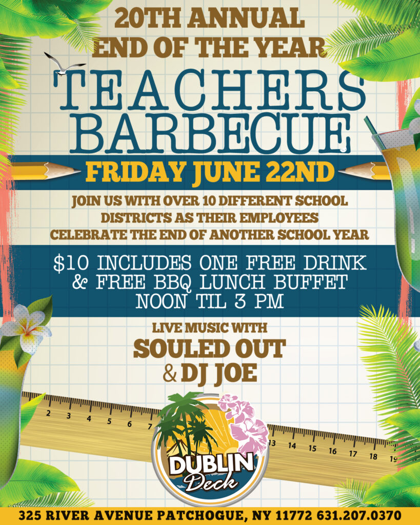 Teachers Barbecue