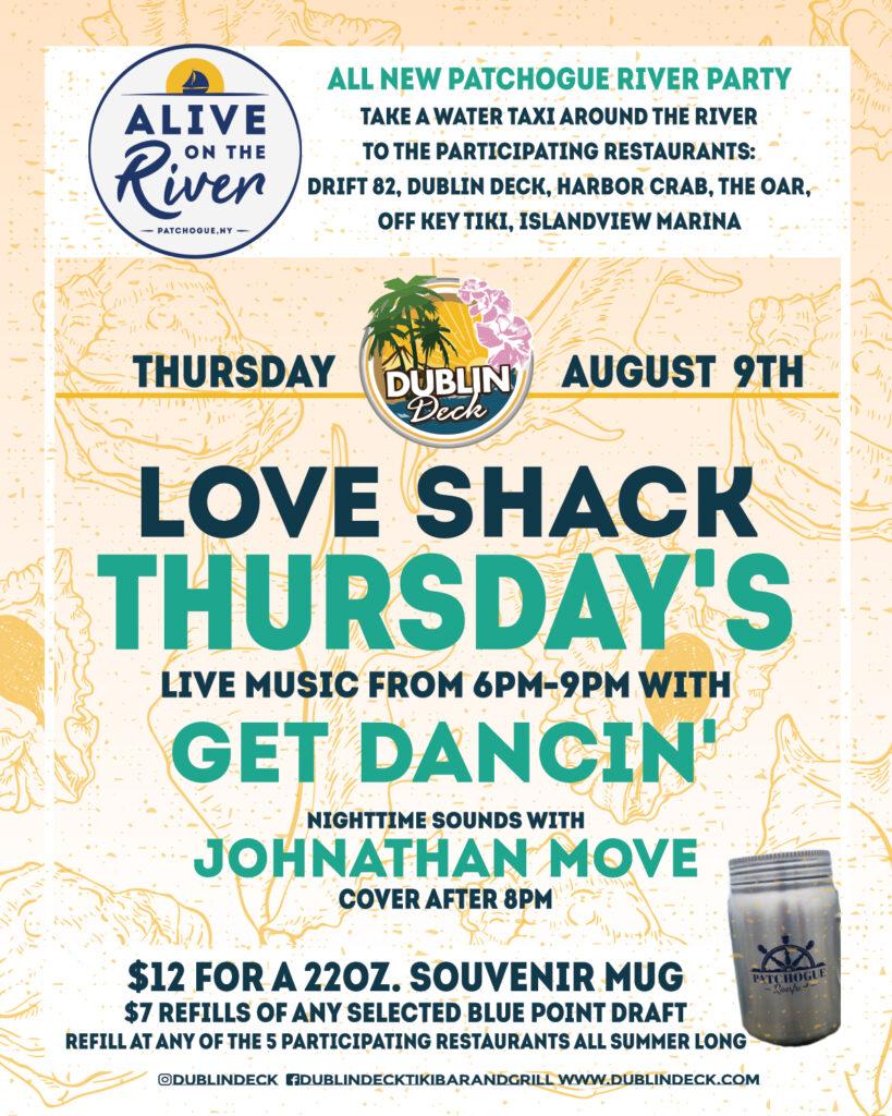 Love Shack Thursday's