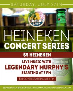 Heineken Concert Series