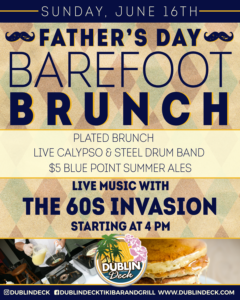 fathers day brunch sunday june