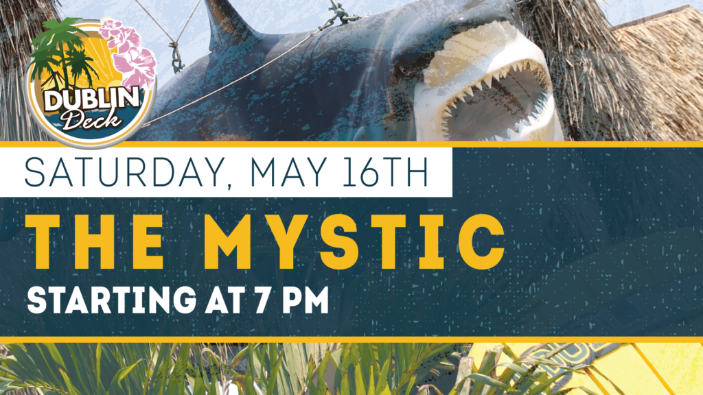 Live Music with The Mystic
