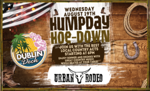 Urban Rodeo on 8/19