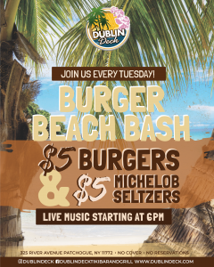 Burger & Beach Bash