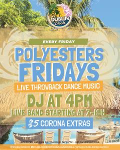 Polyester Fridays