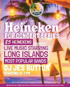 Heineken Pop Concert Series