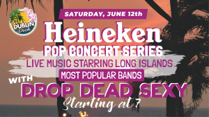 Live Music with Drop Dead Sexy June 12th