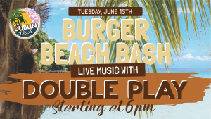 Live Music with Double Play June 15th