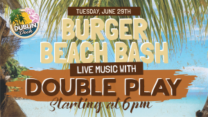Live Music with Double Play June 29th