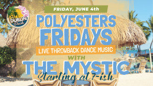 Live Music with The Mystic June 4th