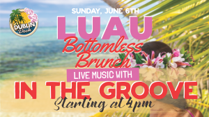 Live Music with In the Groove June 6th