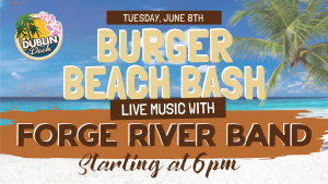 Live Music with Forge River Band June 8th