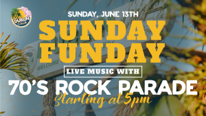 70s Rock Parade on June 13th